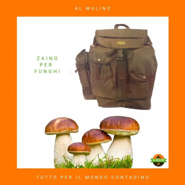 al mulino mangimi - zaino per funghi